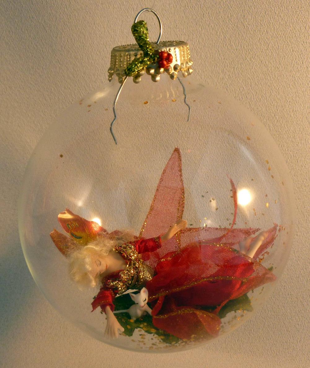 christmas fairy